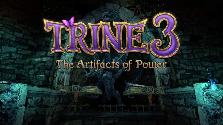Test Trine 3: The Artifacts of Power sur PS4