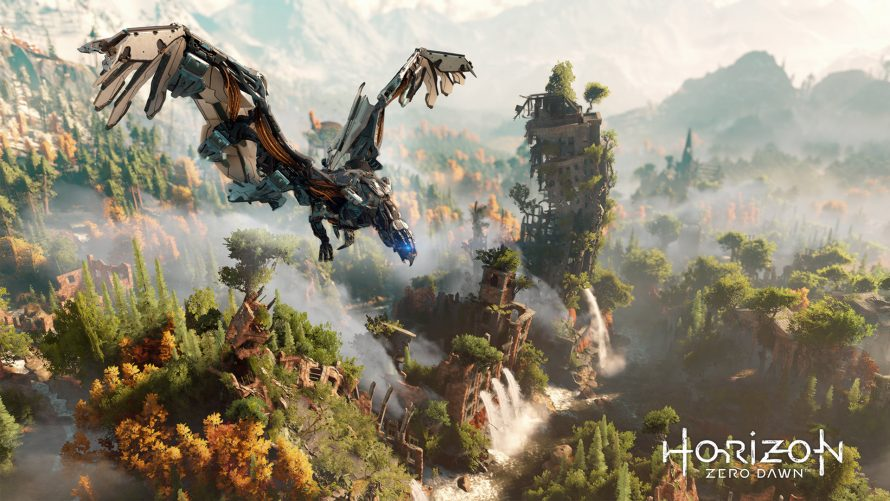 Guerrilla Games évoque la map de Horizon Zero Dawn