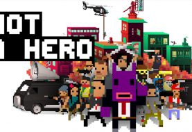 Test Not a Hero sur PS4
