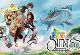 Shiness : The Lightning Kingdom arrivera début 2017