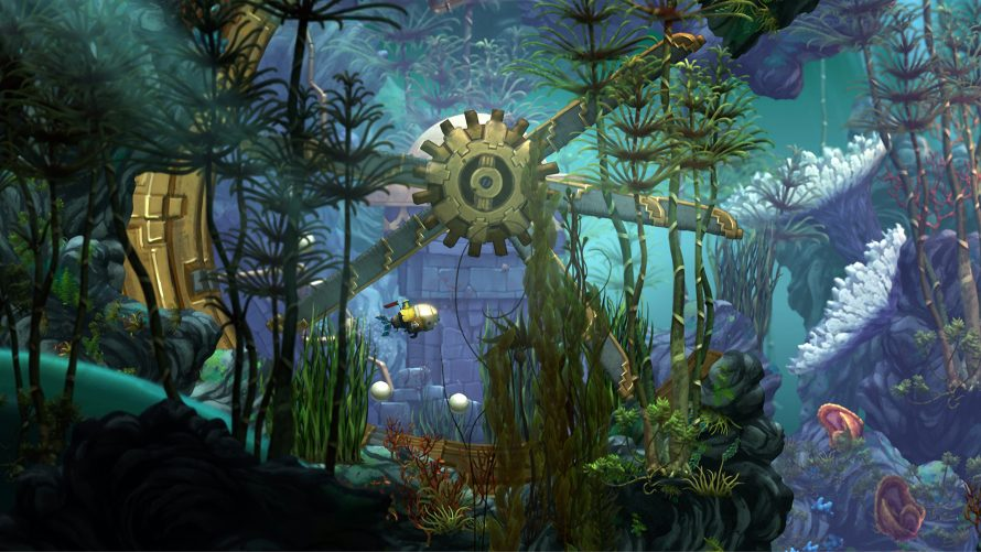 Un trailer de lancement pour Song of the Deep d'Insomniac