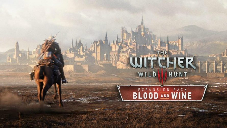 The Witcher 3 Blood and Wine : Une sortie dès le mois prochain ?