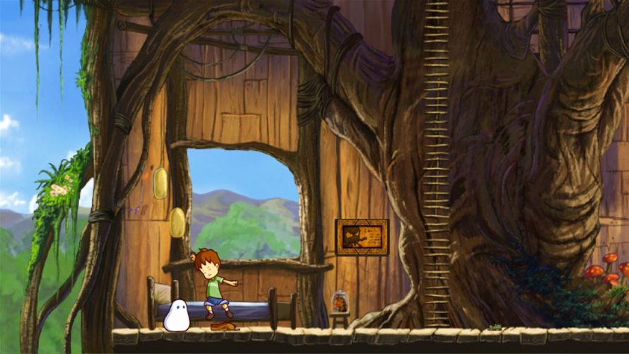 A Boy and His Blob de retour sur PS4, PS Vita, Xbox One et PC