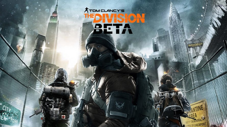 Date et inscription à la bêta de The Division