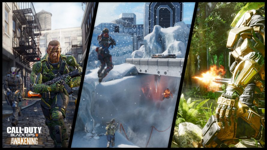 Test de Call of Duty: Black Ops III – Awakening sur PS4