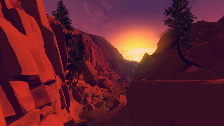 Les premiers tests de Firewatch (PS4, Xbox One et PC)