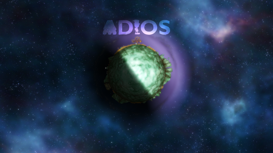 Test Amazing Discoveries In Outer Space (ADIOS) sur PS4