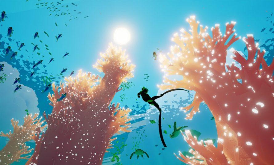 ABZÛ: Les fonds marins magnifiques en images