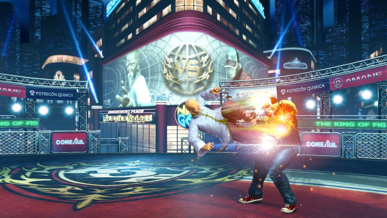 King of Fighters 3