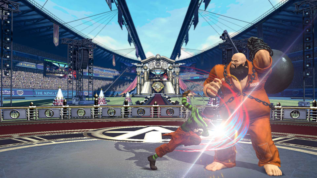 King of Fighters 6