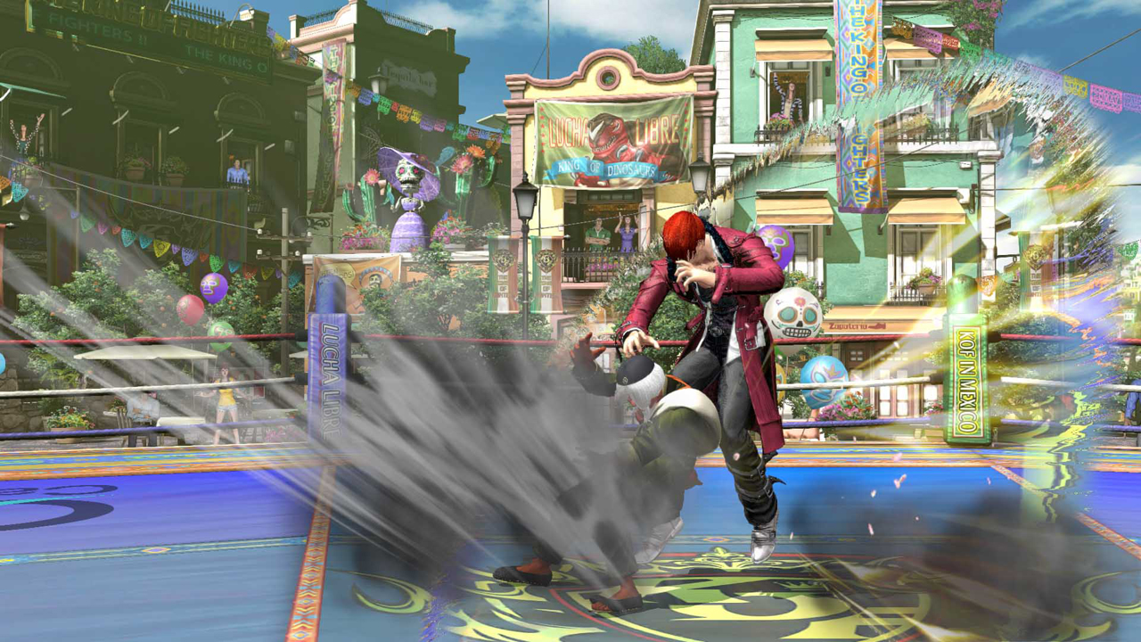 King of Fighters 8