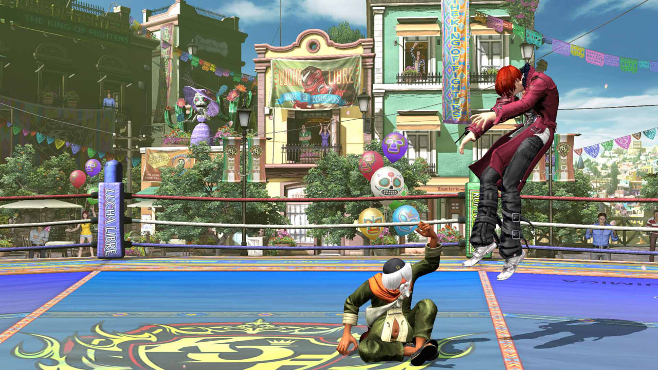 King of Fighters 9