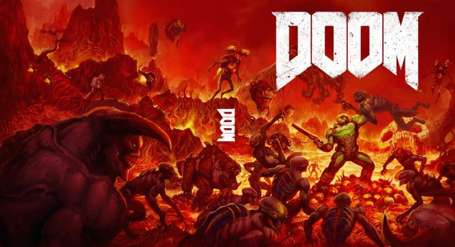 Les premiers tests de DOOM (PS4, Xbox One, PC)