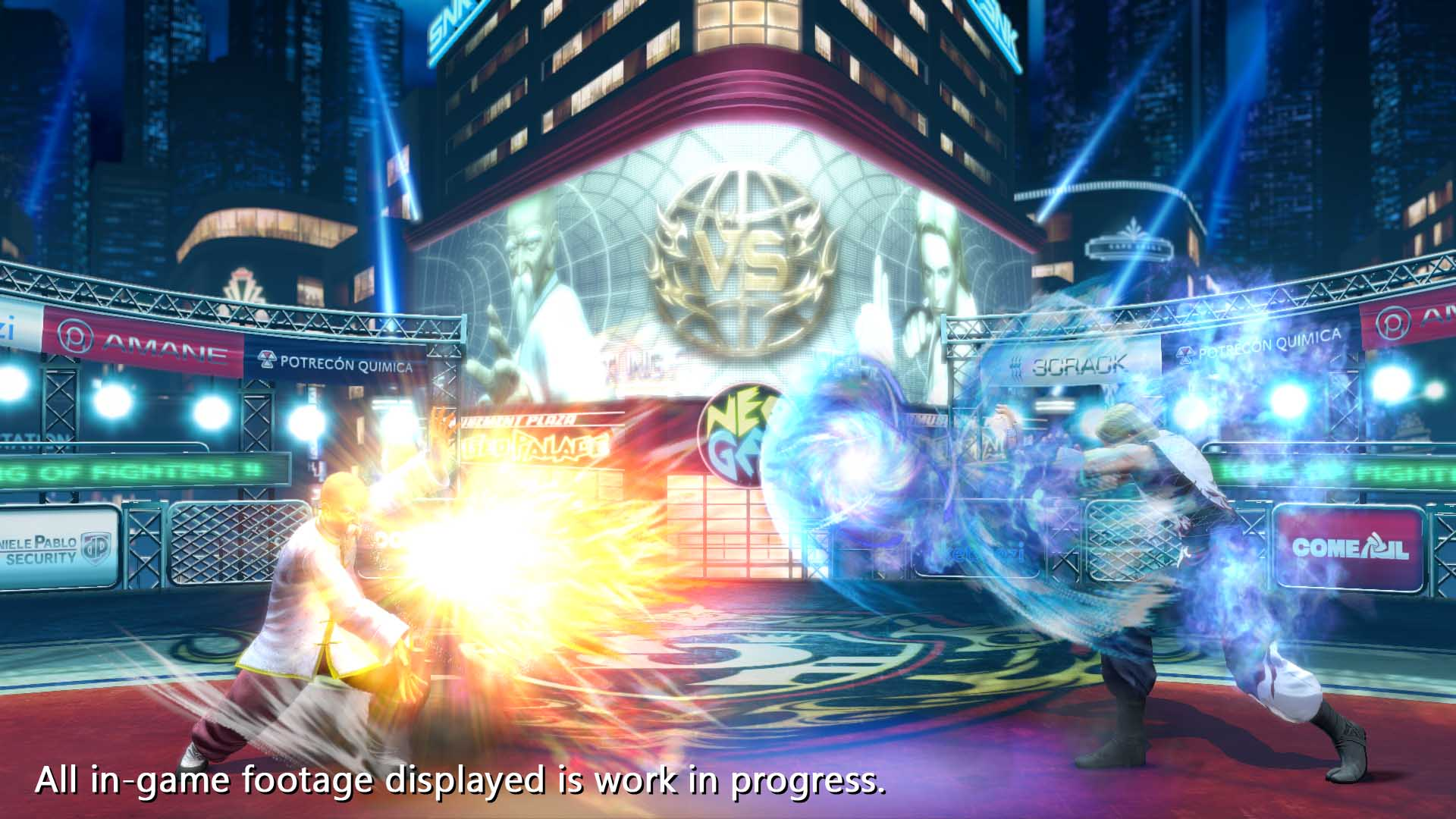 The King of Fighters XIV 4