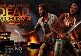 TEST The Walking Dead Michonne - Episode 2