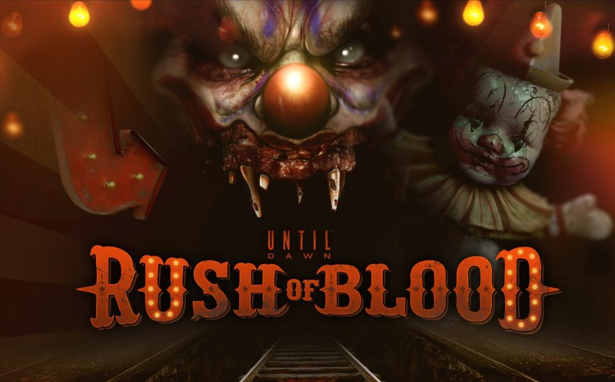 De nouvelles captures d'Until Dawn: Rush of Blood