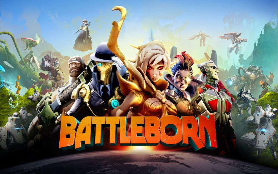 TEST Battleborn sur PS4