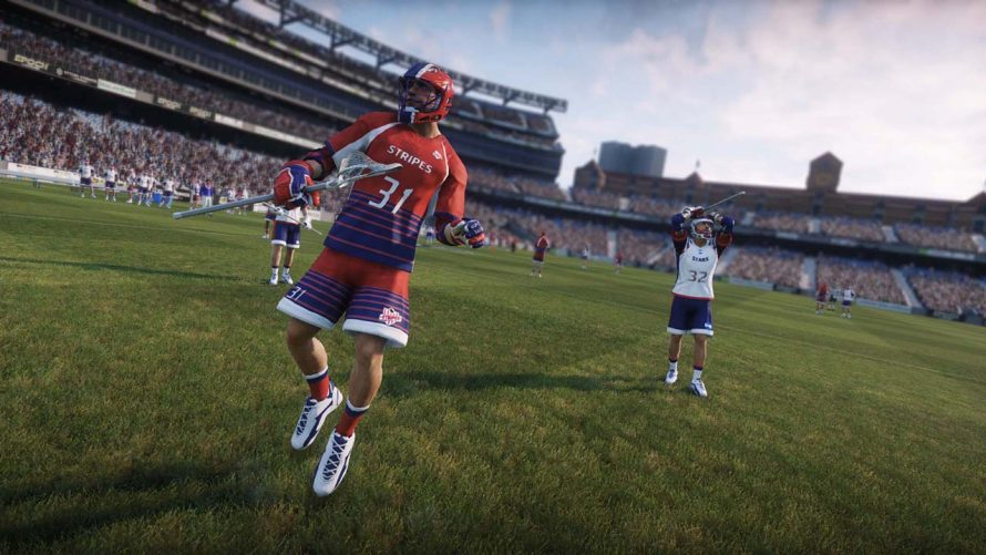 TEST Casey Powell Lacrosse 16 sur PS4