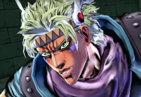 Jojo's Bizarre Adventure: Eyes of Heaven - Les personnages de Battle Tendency en vidéo