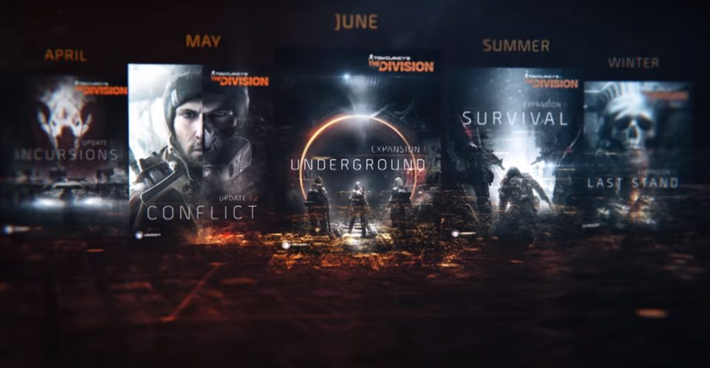 the division dlc date