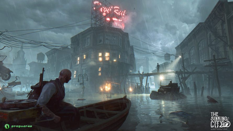 The Sinking City sera disponible sur PS4