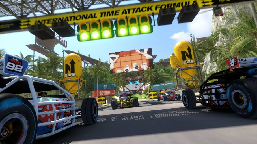 Bon Plan | TrackMania Turbo à 30€ sur PS4 et Xbox One