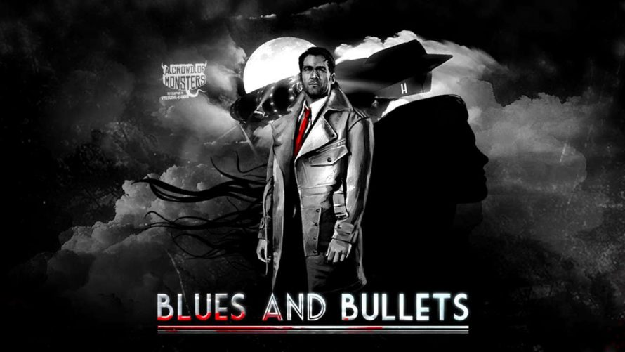 Le polar noir Blues and Bullets débarque sur PS4