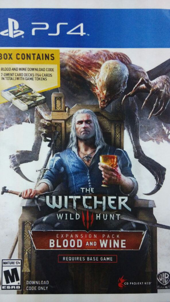 The-Witcher-3-Blood-&-Wine