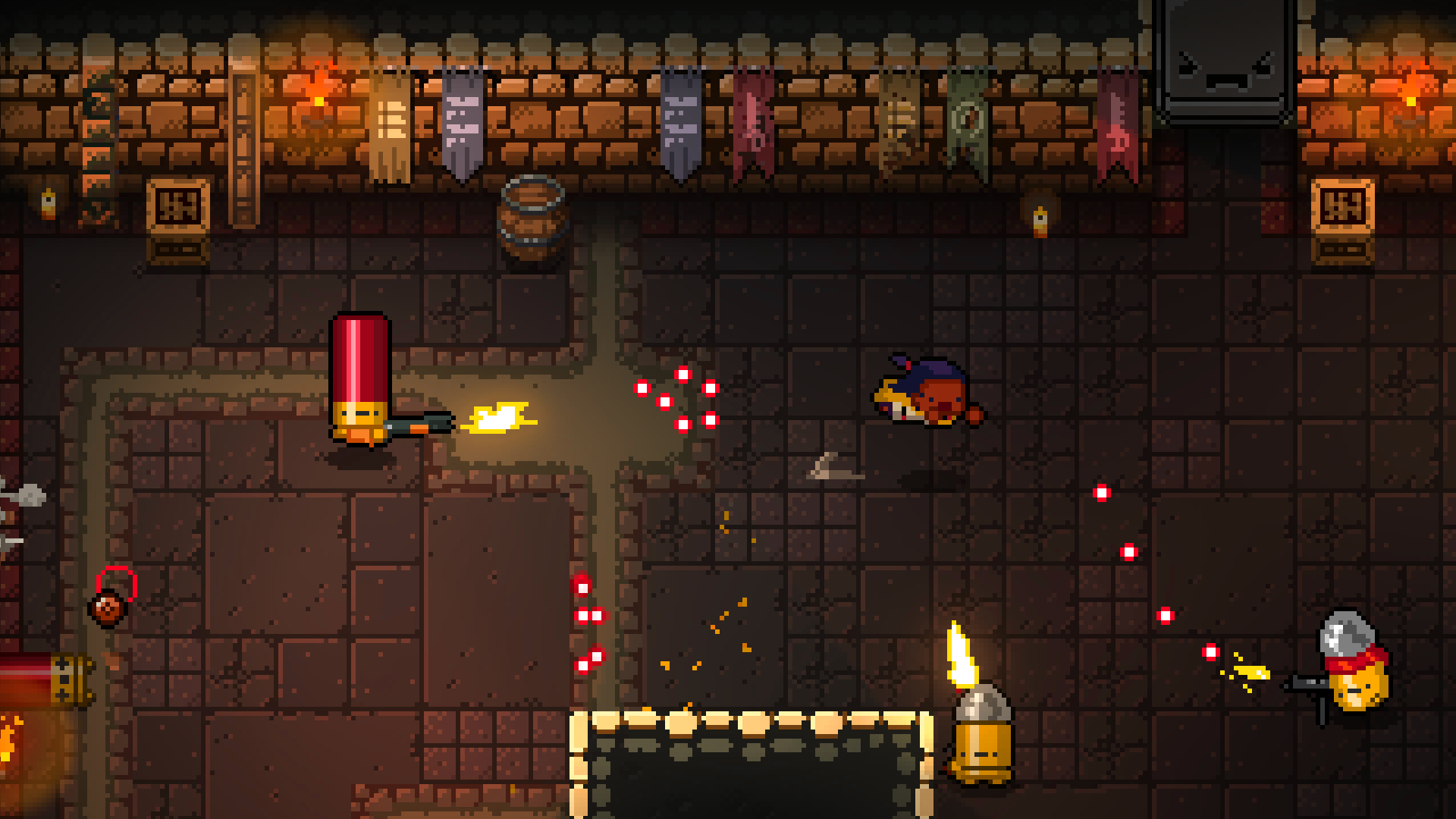 Roulade Enter the Gungeon