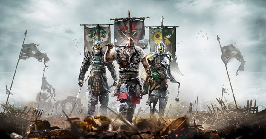 For Honor : 40 minutes de gameplay sur PS4
