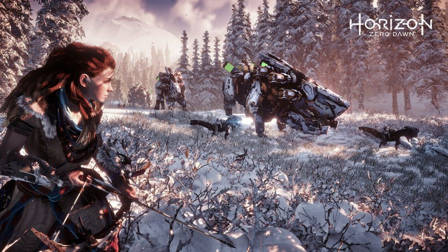Horizon Zero Dawn : Guerrilla Games s'explique sur le report