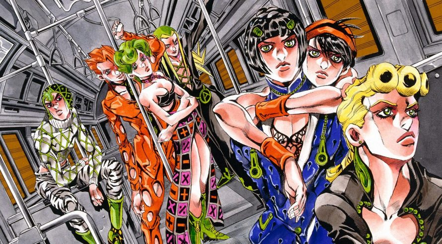 Jojo's Bizarre Adventure: Eyes of Heaven – L'arc Vento Oreo se dévoile