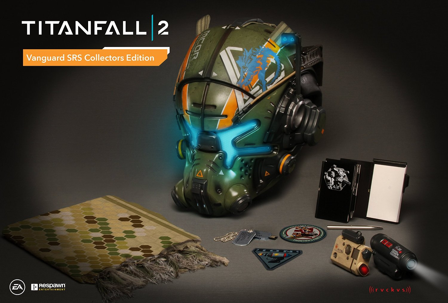 Titanfall 2 Vanguard collector edition