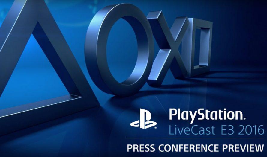 Replay et résumé de la conférence PlayStation E3 2016