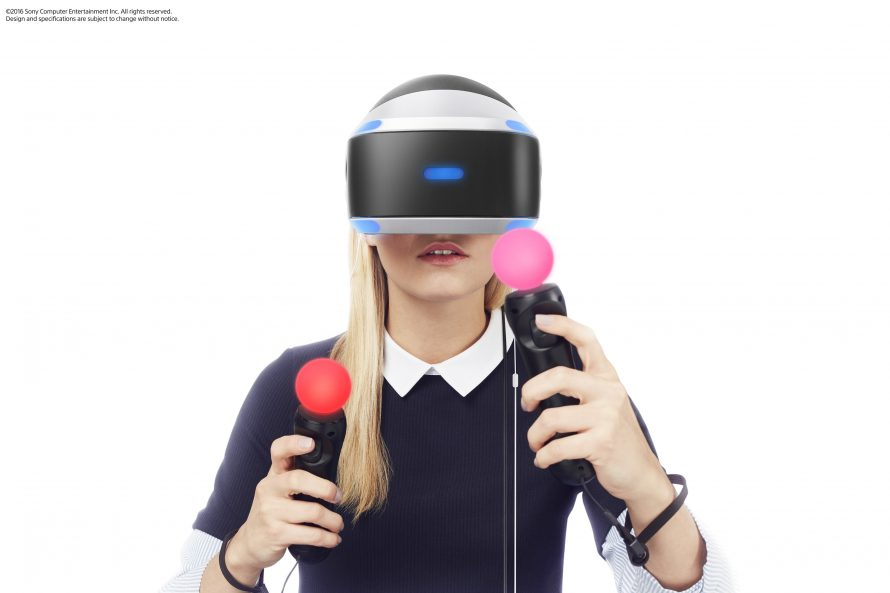 Les premiers tests du PlayStation VR