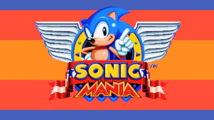 Sonic Mania s'offre une édition collector