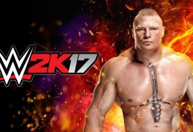 WWE 2K17 : Un trailer de gameplay explosif