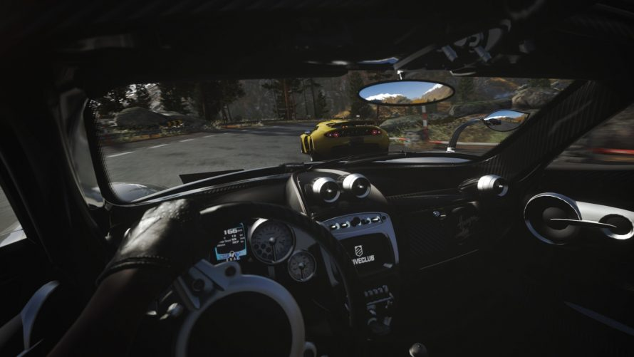 Sony annonce officiellement Driveclub VR