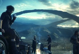 Final Fantasy XV est annoncé GOLD à la Paris Games Week 2016