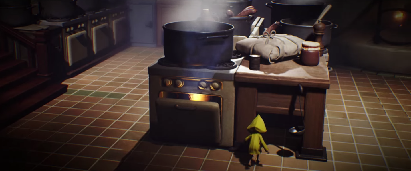 Infiltration Little Nightmares