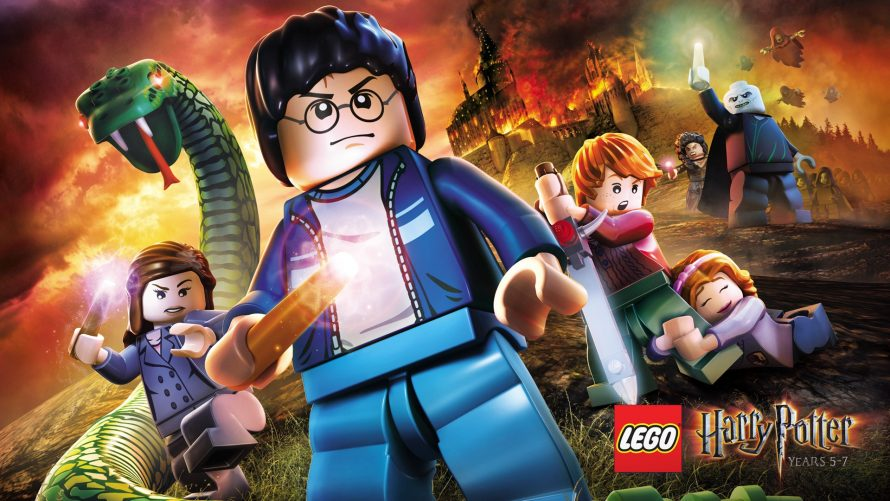 Warner annonce LEGO Harry Potter Collection