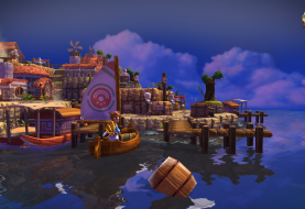 TEST Oceanhorn: Monster of Uncharted Seas (PS4, Xbox One)