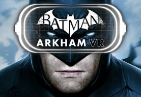 TEST Batman Arkham VR : BE THE BATMAN
