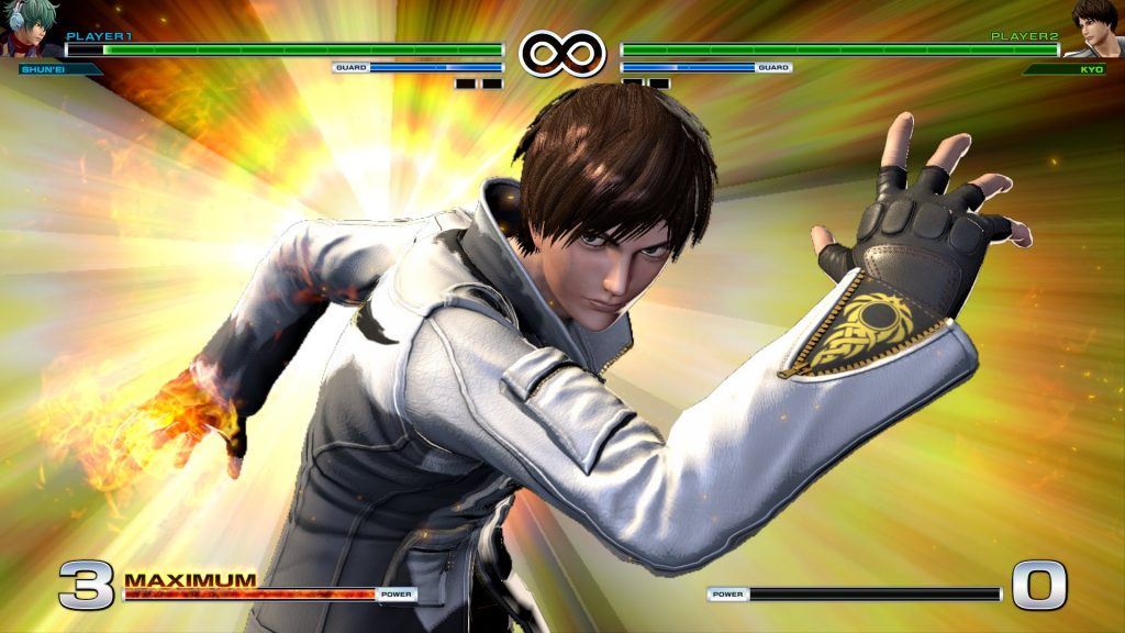 KOF 14 Patch 1.10