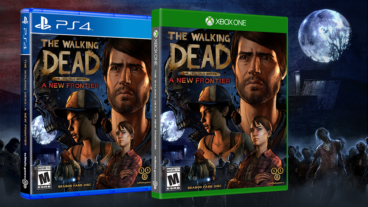The Telltale Series débarque le 20 décembre — The Walking Dead