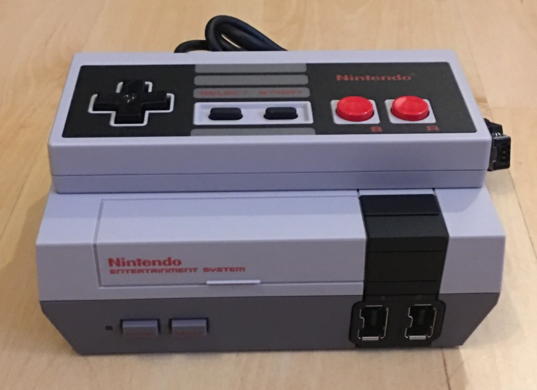 test nes mini jouez en hd aux jeux nintendo nes jvfrance. Black Bedroom Furniture Sets. Home Design Ideas