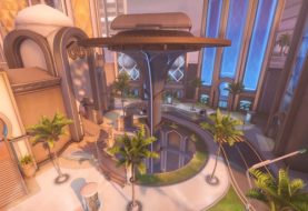 Overwatch : Tour d'horizon de la map Oasis
