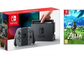 Bon Plan | Nintendo Switch + The Legend of Zelda : Breath of the Wild à 365€