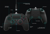 TEST de la manette PS4 Nacon Revolution Pro Controller