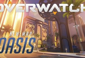 Overwatch : La carte Oasis disponible dès maintenant !